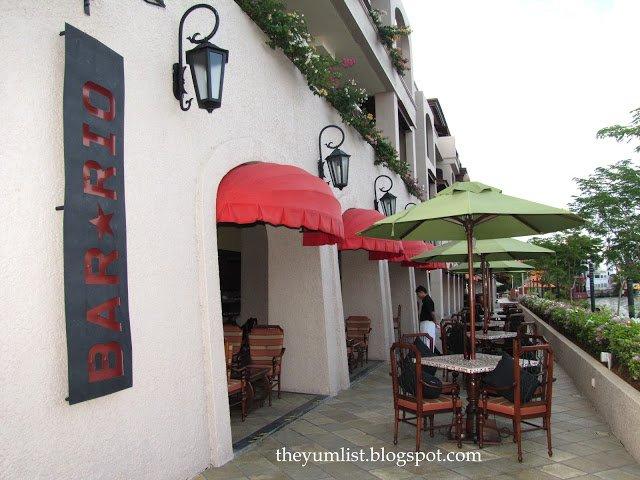 Casa del Rio, Bar Rio, Drinks, Food, Malacca, cocktails, wine, beer, river