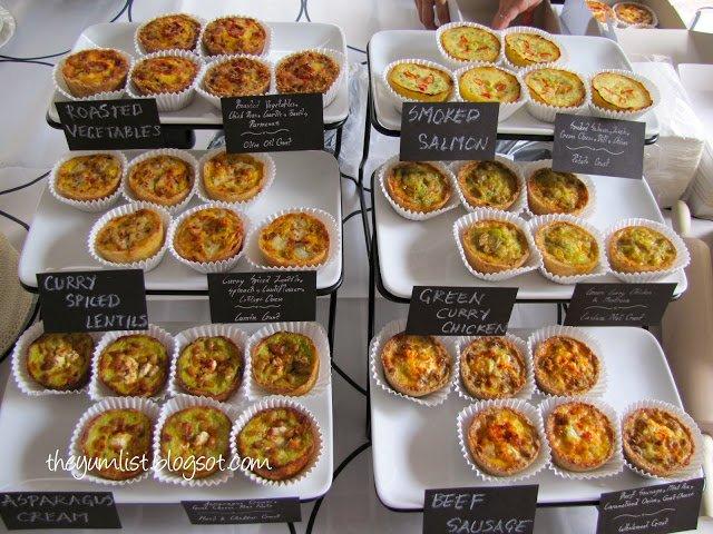 Food Bites, pie, gourmet, treats, Jaya One
