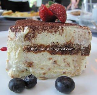 dessert, Italian, restaurant, Kuala Lumpur, Damansara
