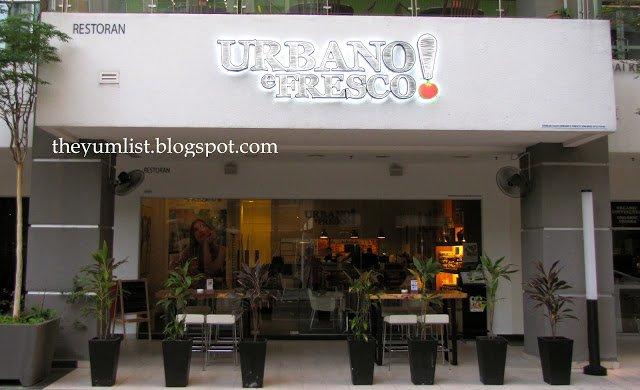 Italian, restaurant, Kuala Lumpur, Publika