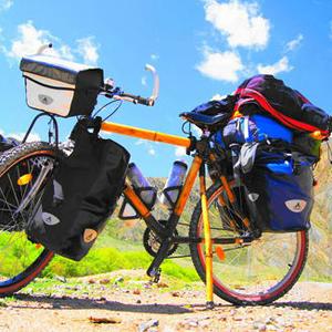eco friendly, bike ride, Thailand to Bali