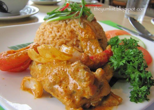Islander, Penang, Traders Hotel, Georgetown, buffet, Nyonya, Indian, Malay, Chinese, local