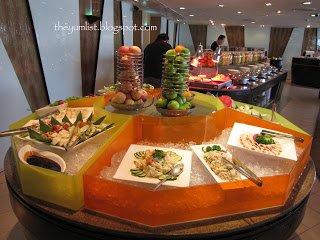 Islander, Traders Hotel, Georgetown, Penang, local, Nyonya, international, seafood
