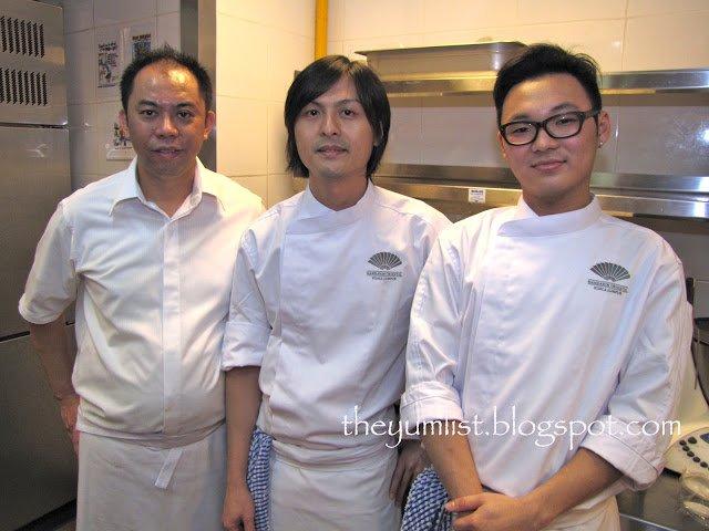 Les Amis, Mandarin Oriental, cooking class
