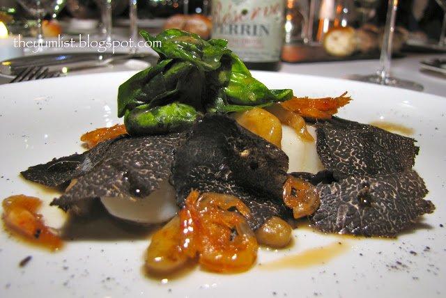 Mandarin Oriental, Cooking Class, Les Amis Singapore, Chef Galvin Lim, fish