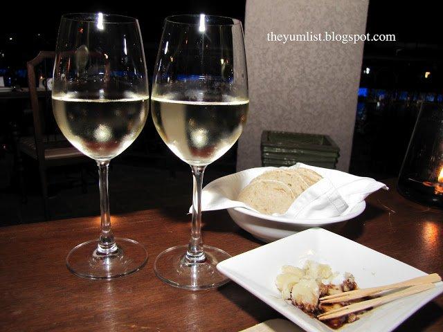 Casa del Rio, River Grill, cheese, sauvignon blanc, dinner, restaurant, Malacca, Melaka