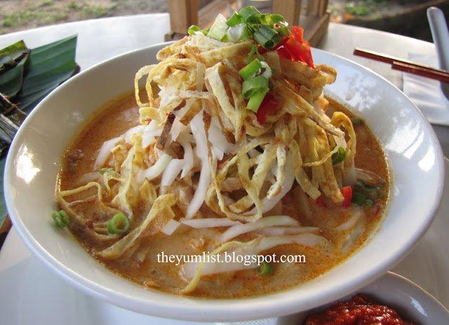 Nam, Bon Ton, Temple Tree, Resort, Langkawi, best restaurant, where to eat, local, Nyonya