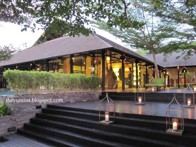 Westin Langkawi Resort and Spa, accommodation, dining, restaurant, beach, spa, romantic