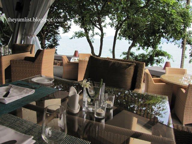 Westin Langkawi Resort and Spa, Langkawi, restaurant, Western, fine dining