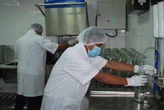 Bottling Plant, eco friendly, green, sustainable, resort, Penang, Shangri La, Golden Sands, Rasa Sayang, CSR