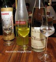 Pressroom Bistro, Pavilion, digestivo, wine, booze, KL