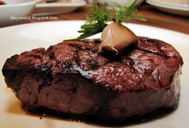 Pressroom Bistro, Kuala Lumpur, Pavilion, French, steak, Josper Oven