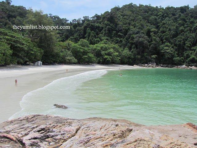 Pangkor Laut Resort, Malaysia, picnic, gourmet, best resort in the world