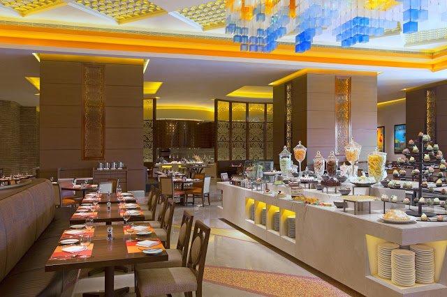 Feast Buffet at Sheraton Macau, Cotai Central
