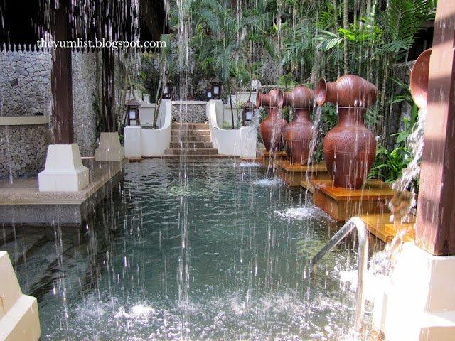 Spa Village, Pangkor Laut Resort, Malaysia, best resort in the world, massage