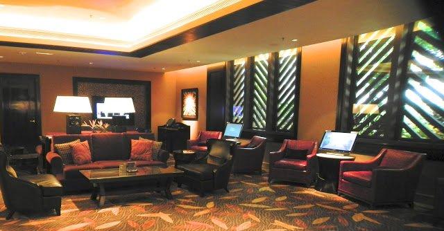 Sheraton Club Lounge, Sheraton Hotel Macau