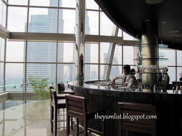Grand Hyatt, Kuala Lumpur, Malaysia, 5 star hotel, city centre