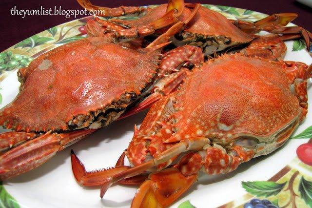 Anjung Ketam, Crab Restaurant, Labuan