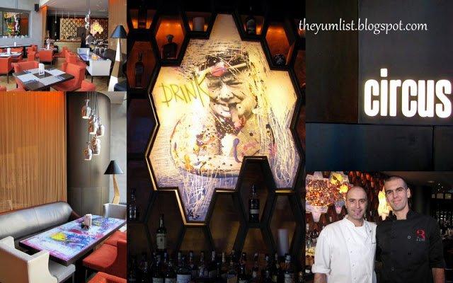champagne brunch, Sunday hangover brunch, circus, pavilion, Kuala Lumpur