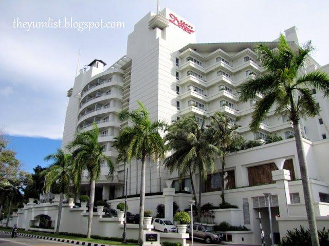 Labuan, accommodation, hotel, where to stay in Labuan