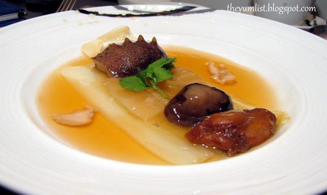 Lai Po Heen, Mandarin Oriental, Chinese New Year Menu, Chinese Restaurant