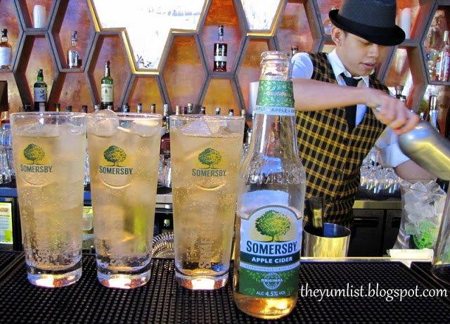 Champagne brunch, bubbly brunch, Sunday brunch, Circus, Pavilion, Kuala Lumpur