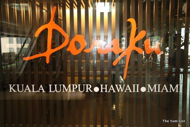Japanese restaurant, Kuala Lumpur