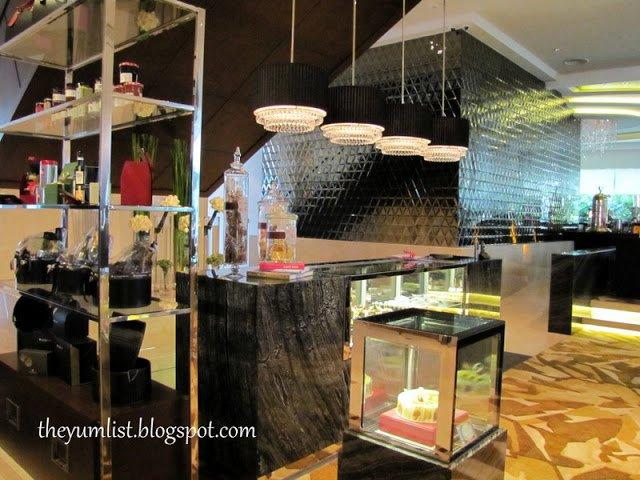 One Six Five, InterContinental Kuala Lumpur, Malaysia, cocktail, tapas, event location