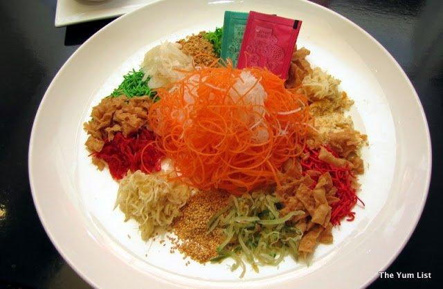 Le Meridien, Latest Recipe, Chinese New Year, Menu, buffet