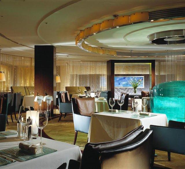 Best restaurant in Kuala Lumpur, fine dining, Shangri La, most expensive restaurant in KL