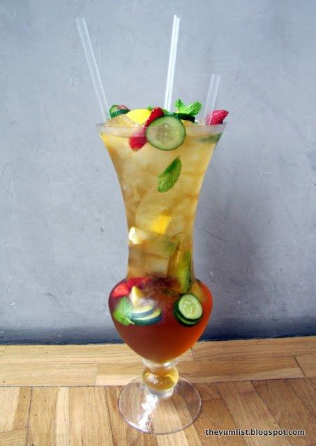 Cocktails, Circus, Pavilion, bar, Kuala Lumpur, booze, alcohol