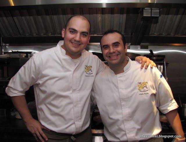 Sur, Nuevo Latino Kitchen, South American restaurant, Singapore