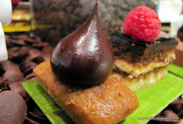 Grand Millennium, Chocolate Afternoon Tea, Kuala Lumpur