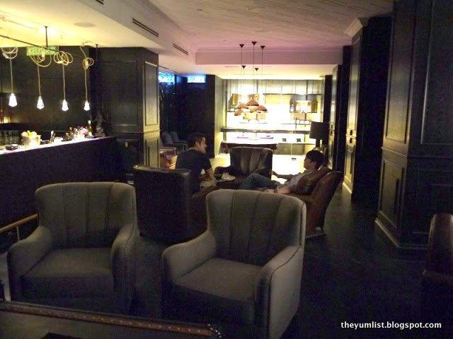Tate, Intermark, Bar, Big Group, cocktails, whiskey, pool table, gentlemen's club
