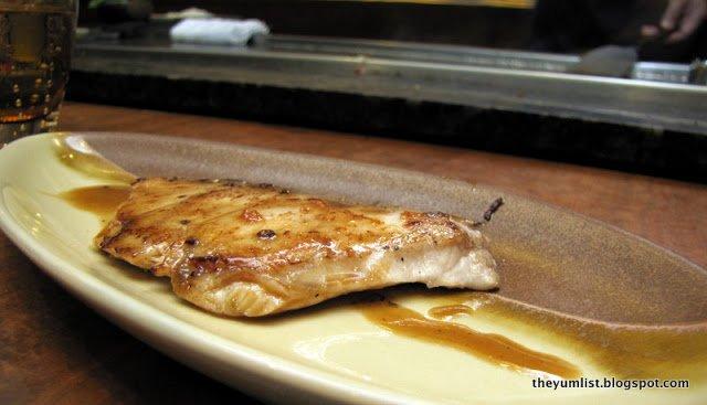Teppan-Yaki, Rasa Ria, Shangri-La, Japanese restaurant, Kota Kinabalu
