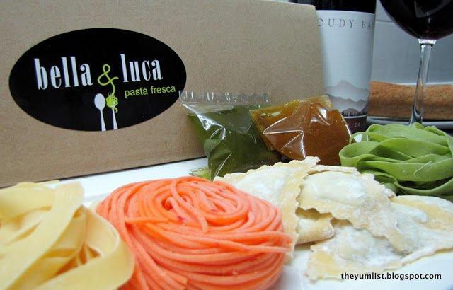 Bella and Luca Pasta Fresca, Village Grocers, Bangsar Village I, Kuala Lumpur