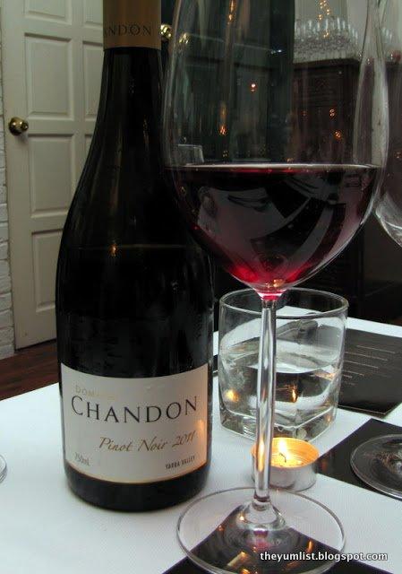 Ril's Bangsar, Chandon, wines, sparkling, Moet and Chandon, steak,