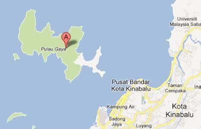 YTL resort, Borneo, Kota Kinabalu