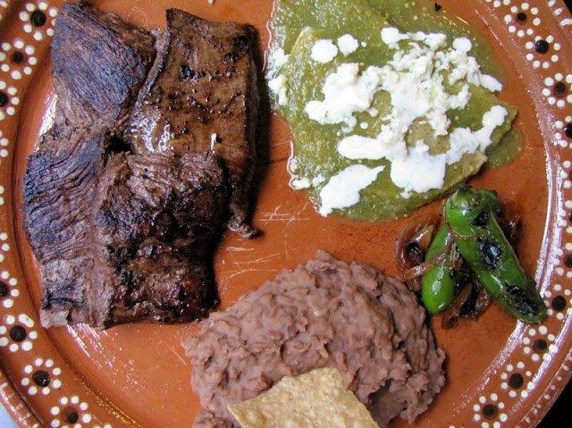 La Mexicana, New Dishes for May, Terrace at Hock Choon, Jalan Ampang, Kuala Lumpur