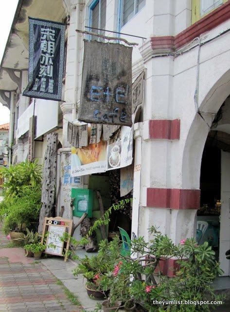 Ete Cafe, Georgetown, Penang