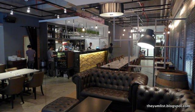 Ante Kitchen and Bar, Solaris Dutamas, pork, non-halal