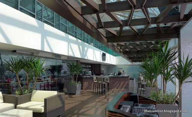 Cedar on 15, Set Lunch, Impiana Hotel, Kuala Lumpur