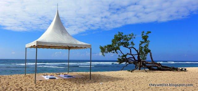 Beach Picnic, Nikko Bali Resort and Spa, Nusa Dua, Bali ...