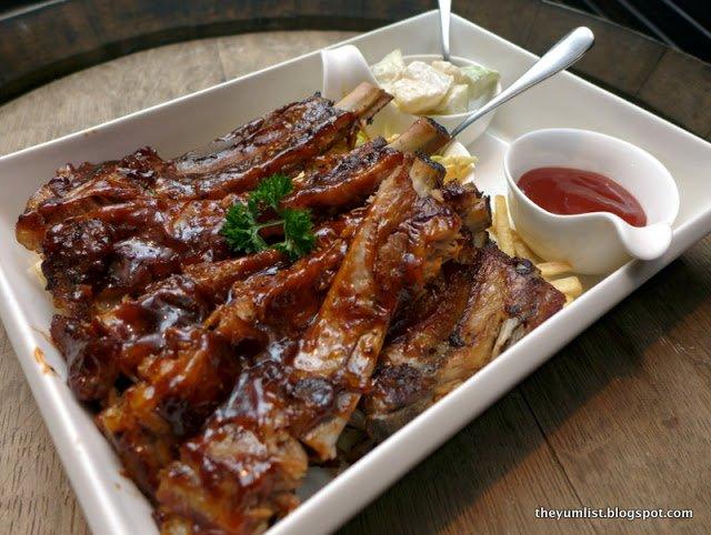 Ante Kitchen & Bar, Solaris Dutamas, pork, non-halal, bacon