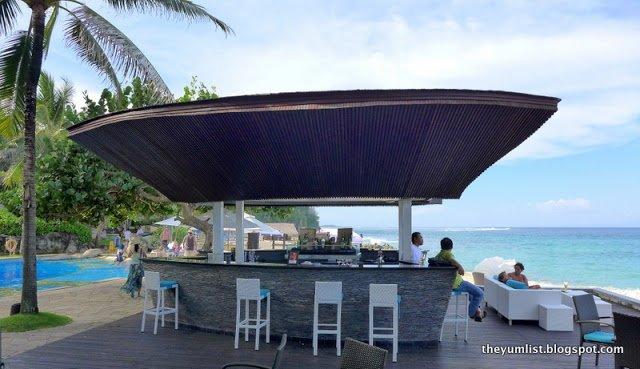 best Afternoon Tea, Shore Restaurant, Nikko Bali Resort and Spa, best desserts bali