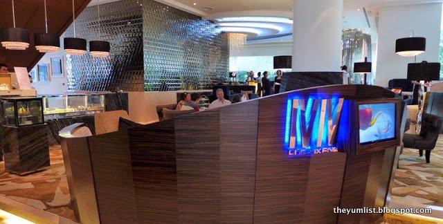 Mooncakes, OneSixFive, Tao, InterContinental Kuala Lumpur