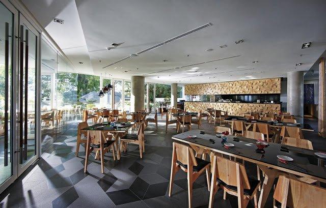 Matsu, Japanese Restaurant, Lone Pine Hotel,