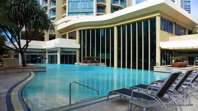 Mantra Legends Hotel, surfer's paradise, gold coast
