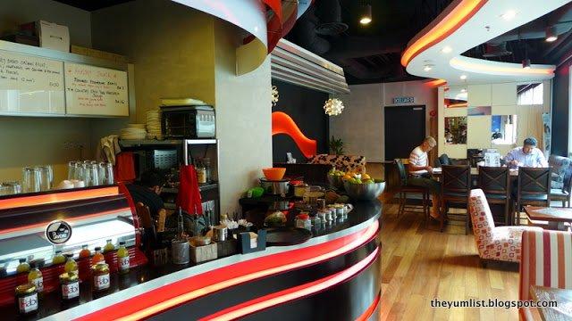 The Daily Habit, New Breakfast Menu, Bangsar Shopping Centre