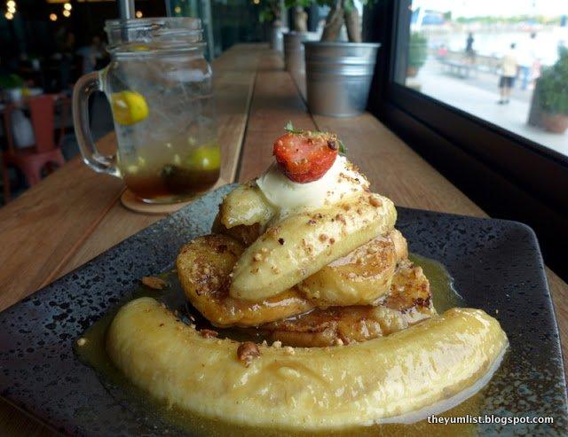 Halia Inc., Riverside Restaurant-Cafe, Malacca